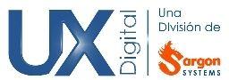 UX Digital Logo